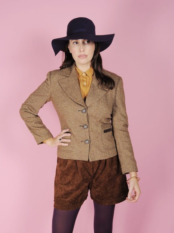 Giacca tweed DG