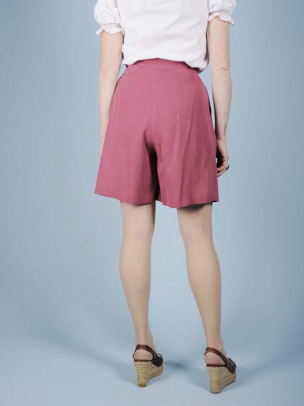 Short rosa antico Sportmax 2