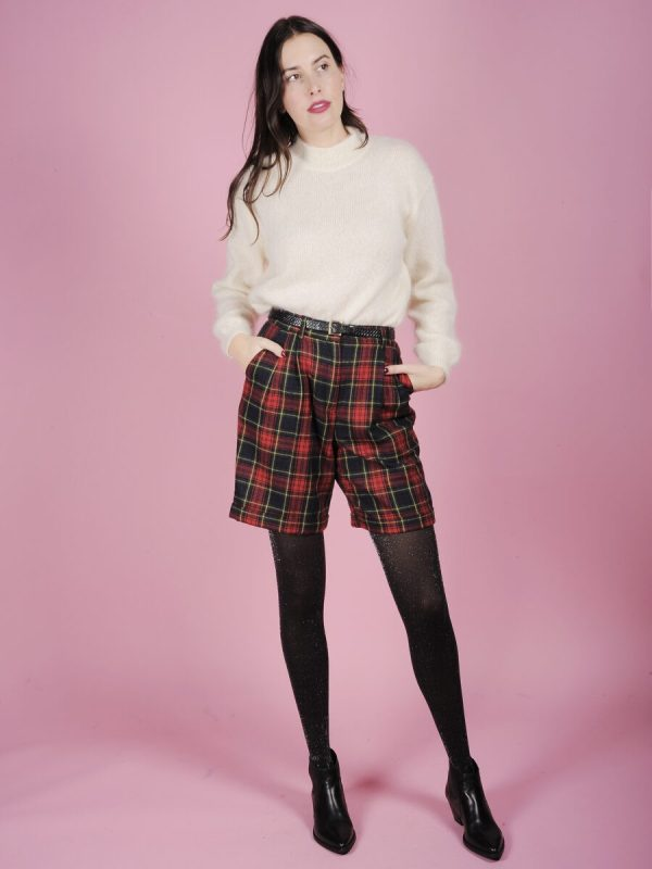 Shorts scozzese
