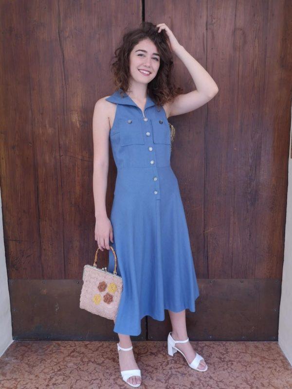 abito anni 70 cartazucchero
