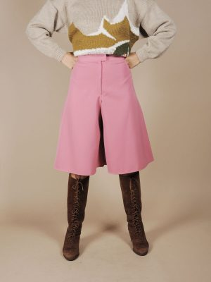 bermuda rosa anni 70