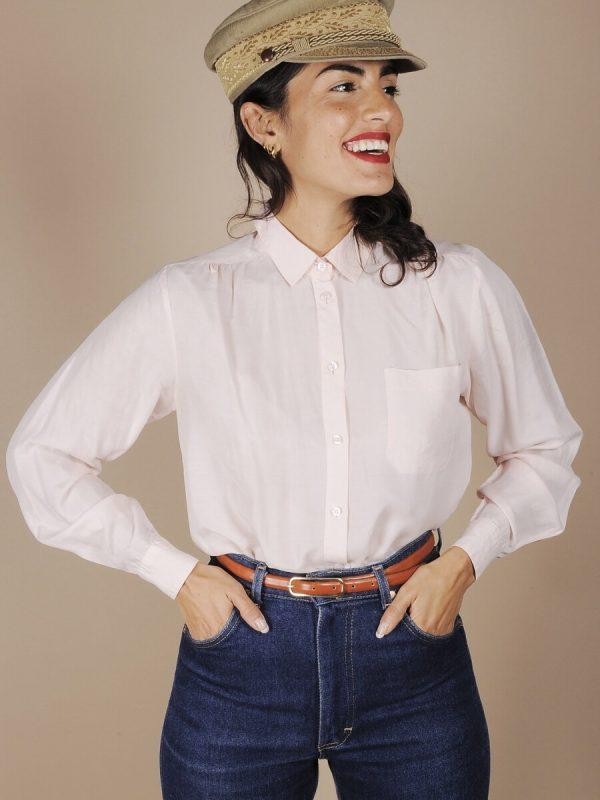 camicia bianca colletto