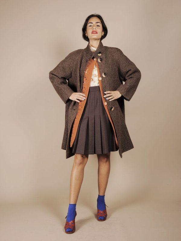 cappotto anni 70