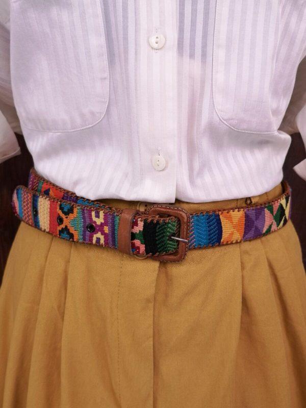 cintura sudamericana multicolor