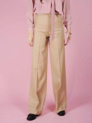 pantalone beige anni 70